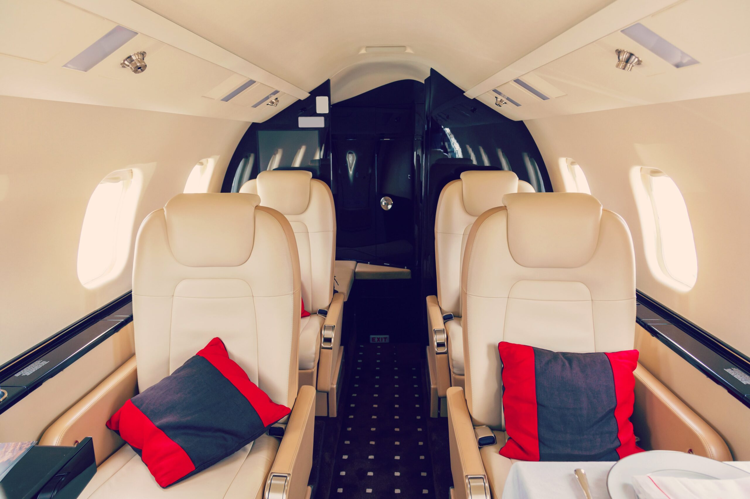 Private Jet vs. First Class
