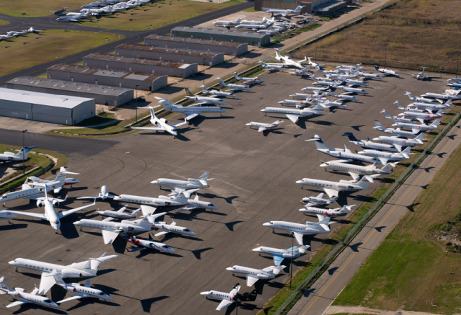 Private airports in NJ